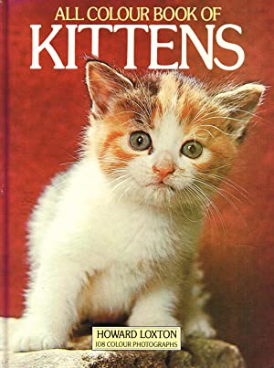 All Colour Book Of Kittens :