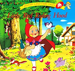 Little Red Riding Hood : No Listed Author