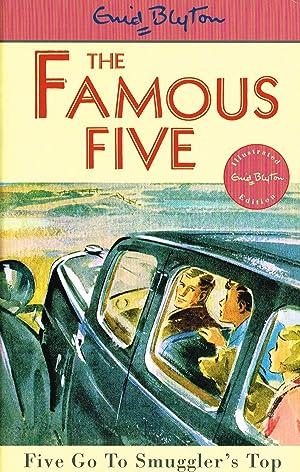 Five Go To Smuggler's Top : Enid Blyton ;