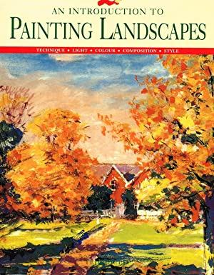 An Introduction To Painting Landscapes :