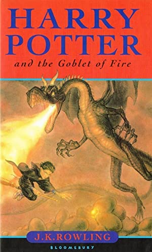 Harry Potter And The Goblet Of Fire : Book 4 In The Series :