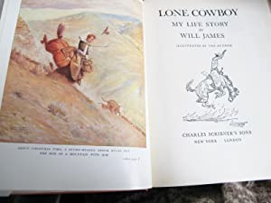 LONE COWBOY, MY LIFE STORY: JAMES, WILL