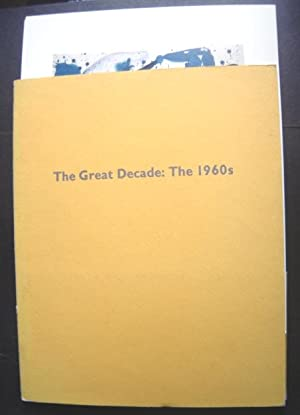 The Great Decade: The 1960s: Emmerich, Andre