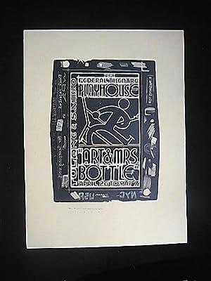 ART & MRS. BOTTLE: TULANE, MIRO S., Illustrated by E. M. WASHINGTON