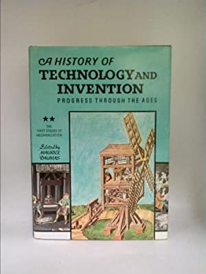 History of Technology and Invention: First Stages