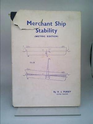 Merchant ship stability: A companion to Merchant: Pursey, H. J