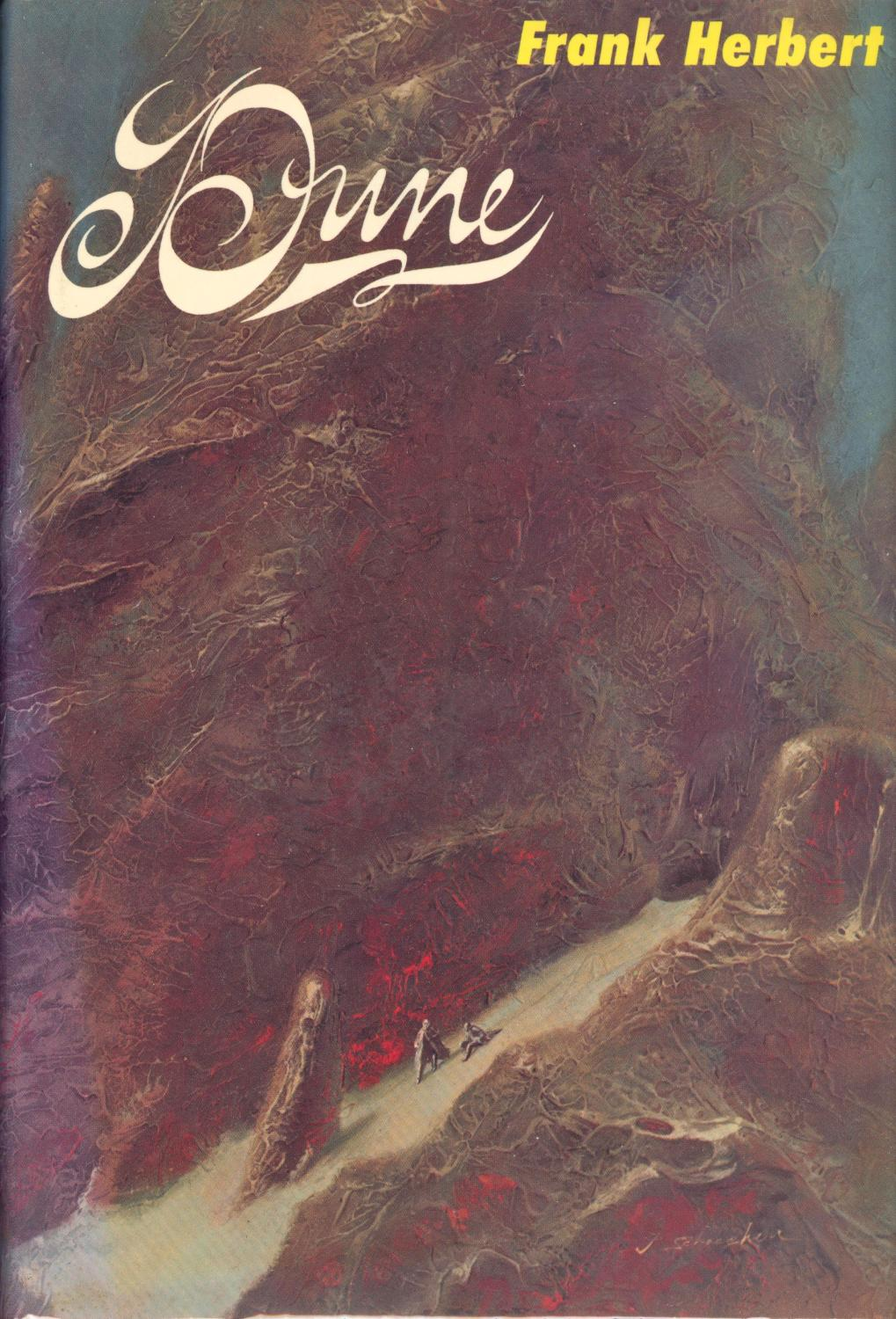 Image result for dune first edition