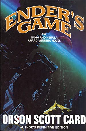 "ender s game by orson scott card Plot summary and theme of the novel: ender's game, by orson scott card, is the story of andrew ""ender"" wiggin enders game 9 september 2016 fiction."