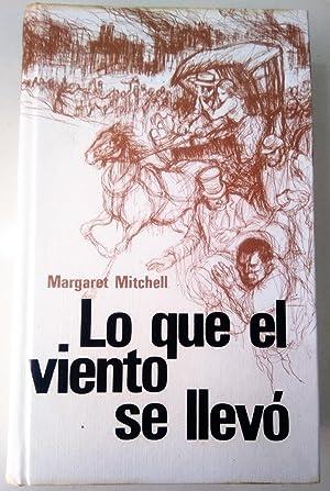 Lo que el viento se llevó: Margaret Mitchell