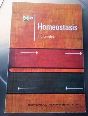 Homeostasis: L.L. langley.