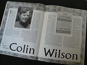 The Space Vampires [Signed 1st Printing + Ephemera]: Wilson, Colin [1931-2013]