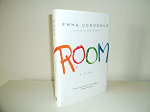 Room [Signed 1st Printing]: Donoghue, Emma