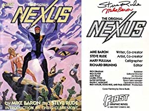 The Original Nexus: Mike Baron and