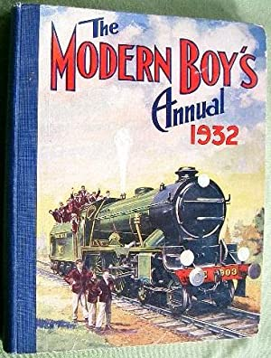 The Modern Boys Annual 1932