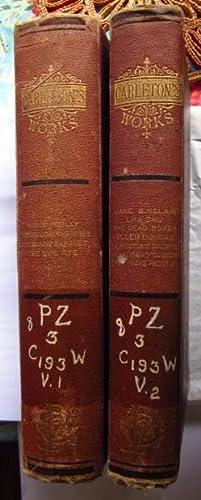 The Works of William Carleton, Collier's Unabridged Edition, Volumes I & II: Carleton, ...
