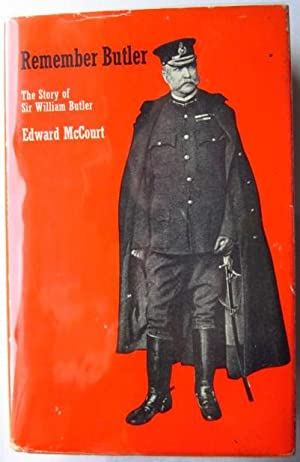 Remember Butler : The Story of Sir: McCourt, Edward