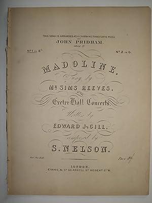 Madoline: Edward J Gill