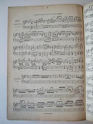 Overture to Judas Maccabeus: Handel (?arr. Clarke)