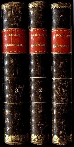 """Südöstlicher Bildersaal. 1. Band """"Der Vergnügling"""". Herausgegeben: Pückler-Muskau, Hermann Ludwig"""