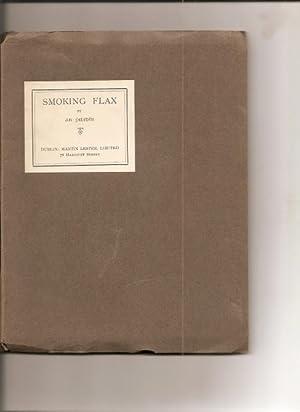 Smoking Flax.: An Philibin. [Dr.