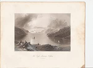 "The Eagle Mountain, Killeries. (Connemara). [Print] From ""The Scenery and Antiquities of ..."