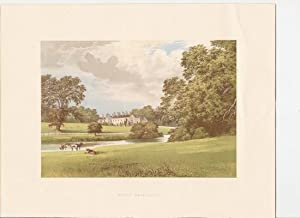 Print]: Castle MacGarrett [near Ballindine, County Mayo.-Lord Oranmore}: Morris, Rev. F.O.]