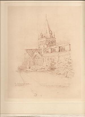 Christ Church, Oxford.: Chancellor, Edwin Beresford. [1868-1937].