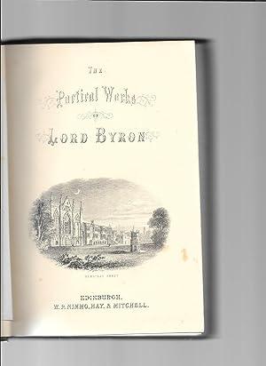 The Poetical Works of Lord Byron.: Byron, George, Gordon Byron, Baron. {1788-1824}.:
