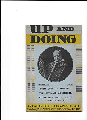 Up and Doing. An Organ of the