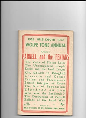 Wolfe Tone Annual, 1952. Iris Teoin 1952.