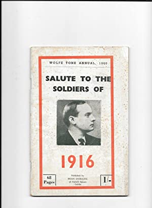 Wolfe Tone Annual, 1960. Salute to the