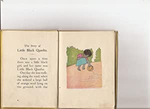 The Story of Little Black Quasha.: Bannerman, Helen. [1862-1946].