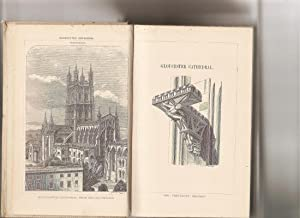 Handbook to the Cathedrals of England. Western Division. Gloucester-Hereford-Worcester-Bristol -...