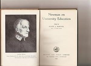 Newman on University Education.: Newman, John Henry, Cardinal.: