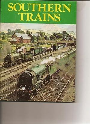 Southern Trains.: Allan, Ian.: