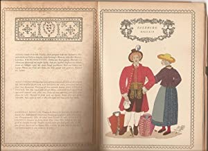 Original Tyrolean Costumes.: Franckenstein, Baron Georg.: