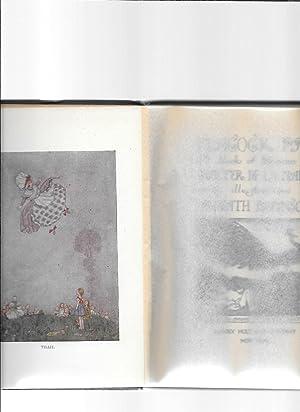 Peacock Pie. A Book of Rhymes.: De La Mare, Walter.
