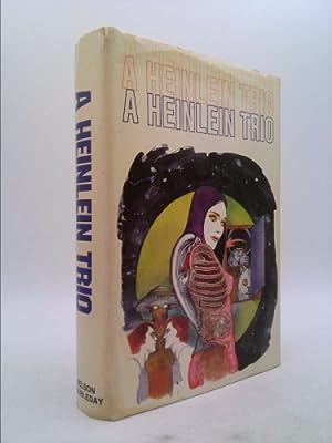 A Heinlein Trio: The Puppet Masters, Double: Heinlein, Robert A