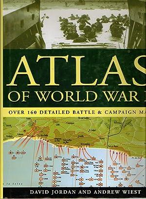 Atlas of World War II over 160: David Jordan &