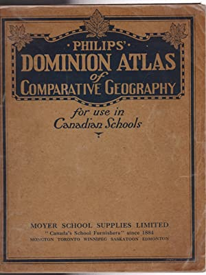 Philips' Dominion Atlas of Comparative Geography for: George Philip (