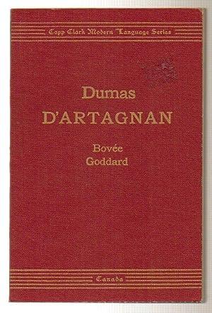 Dumas D'Artagnan: Arthur Gibbon Bovee & Eunice Rathbone Goddard