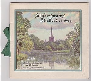 Shakespeares' Stratford-on-Avon: E.E. Briscoe; Laurence