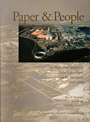 Paper and People : An Illustrated History: Piovesana, Roy H.;