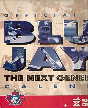 "Official 1997 Toronto Blue Jays Calendar ""The Next Generation"""