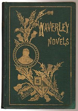 Waverley Novels, Volume V, The Abbott, Kenilworth,: Scott, Sir Walter