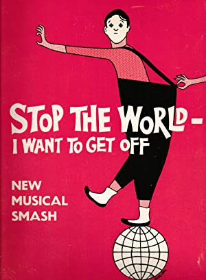 Stop the World- I Want to Get: Anthony Newley