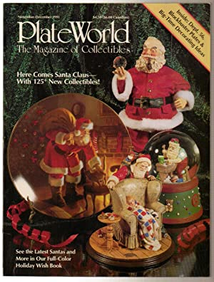 Plate World The Magazine of Collectibles November-December: Alyson Sulaski Wyckoff