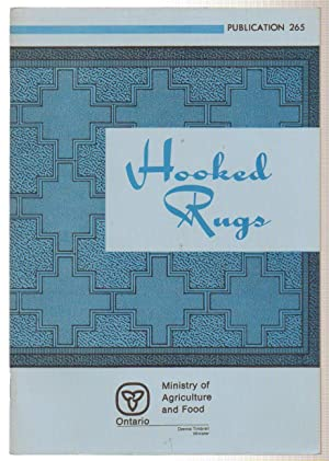 Hooked Rugs Publication 265: Home Crafts Section