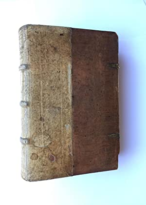 ILLUSTRATED POST-INCUNABULA BOUND WITH ERASMUS EDITIO PRINCEPS: Habes hic amice lector P. Terenti...