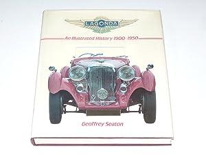 Lagonda. An Illustrated History 1900 - 1950: Geoffrey Seaton